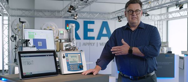 Virtual trade show tour with Michael Neuschäfer, Managing Director from REA Elektronik