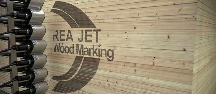 Wood marking will be presented at the trade fair in Klagenfurt 2018 - REA JET