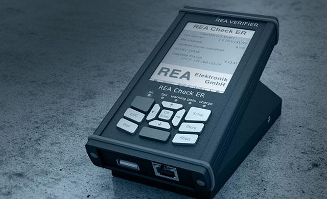 Code Verification Systems for 1D and 2D codes | REA VERIFIER